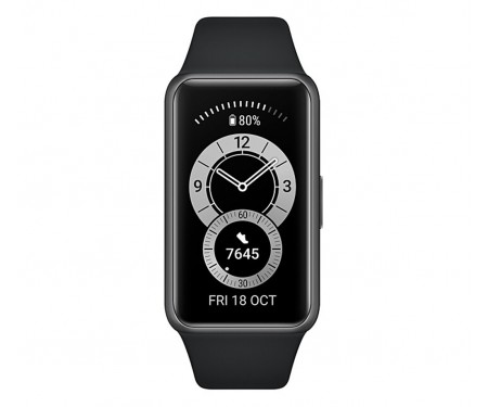 Фитнес-браслет HUAWEI Band 6 Graphite Black (55026629)