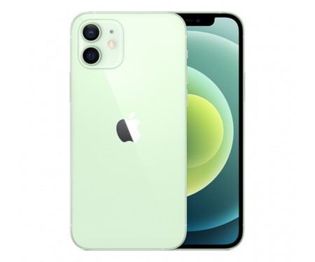 Смартфон Apple iPhone 12 64GB Dual Sim Green (MGGT3) 1