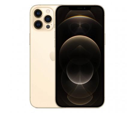 Смартфон Apple iPhone 12 Pro Max Gold Dual Sim 128GB (MGC23) 1