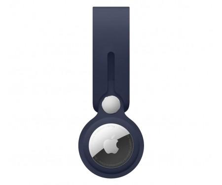 Чехол для поискового брелка Apple AirTag Loop Deep Navy (MHJ03)