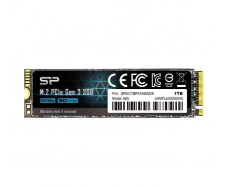 SSD накопитель Silicon Power P34A60 1 TB (SP001TBP34A60M28)