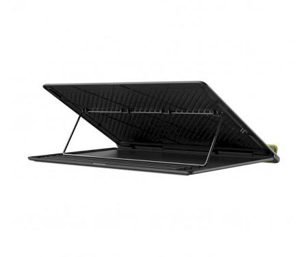 Охлаждающая подставка для ноутбука Baseus Let's go Mesh Black (SUDD-GY)