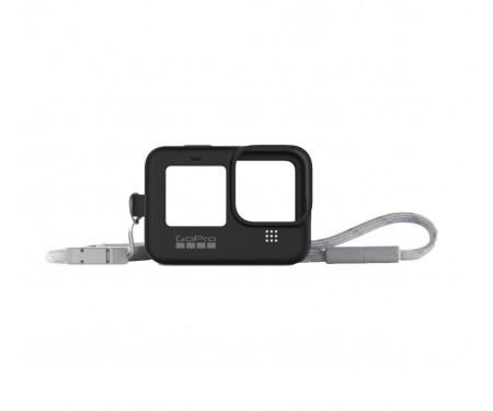 Чехол GoPro Sleeve&Lanyard Black (ADSST-001)