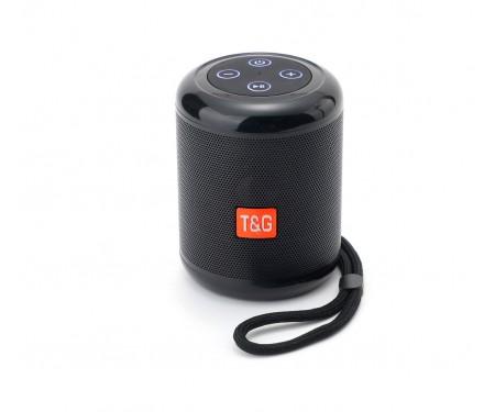 Колонка T&G Portable Bluetooth Speaker Black (TG519)