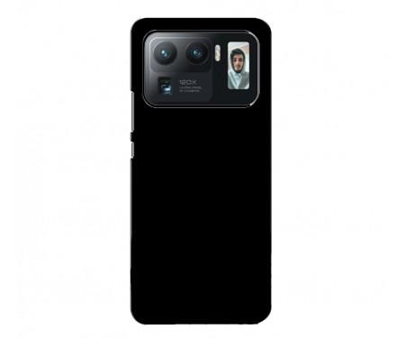 Чехол для Xiaomi Mi 11 Ultra WAVE Silicone Cover Black