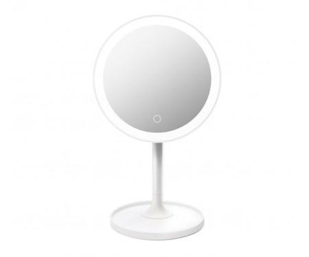 Зеркало для макияжа с LED подсветкой Xiaomi DOCO (HZJ001) White