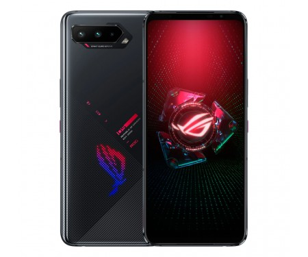 Смартфон ASUS ROG Phone 5 12/256GB Phantom Black (ZS673KS-1A012EU)