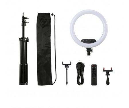 Держатель для телефона с кольцевым освещением JOYROOM JR-ZS228 AKL04 Black