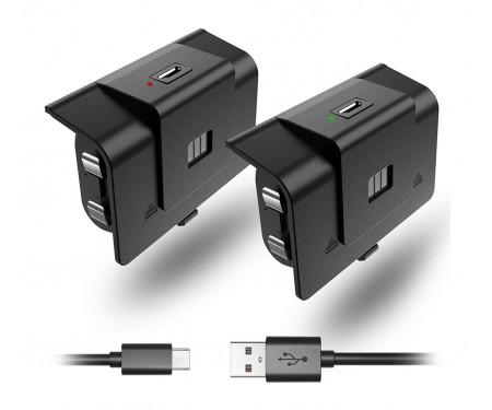 Зарядный комплект Aolion Play and Charge Kit for Xbox Series X S Controller (AL-XB2020)