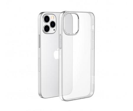 Чехол для Apple iPhone 12/12 Pro Light Series Hoco Transparent