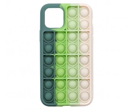 Чехол для Apple iPhone 12 Pro Max Upex Pop It Series Green