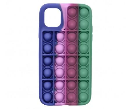 Чехол для Apple iPhone 12 Pro Max Upex Pop It Series Blue Spearmint 1
