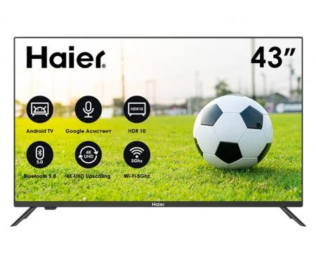 Телевизор Haier 43 SMART TV MX LIGHT (DH1U8RD00RU)