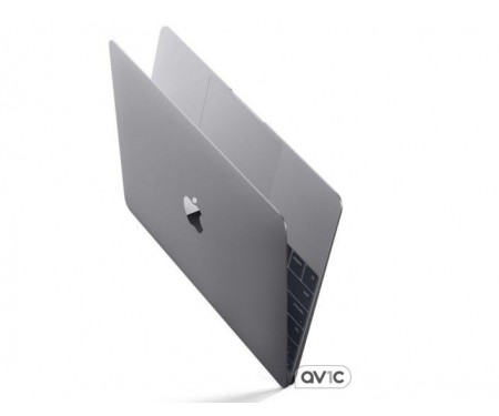 Apple MacBook 12 2017 (Space Gray) (MNYF2)