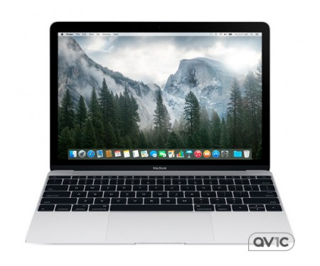 Apple MacBook 12 2017 (Silver) (MNYJ2)