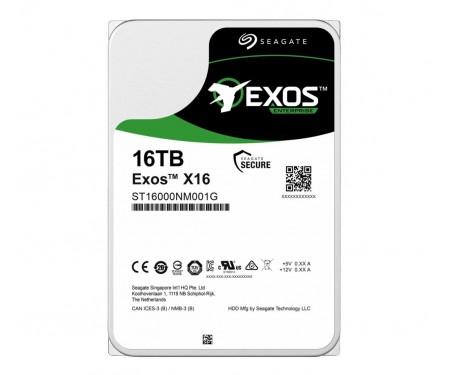 Жесткий диск Seagate Exos X18 16 TB (ST16000NM001J)