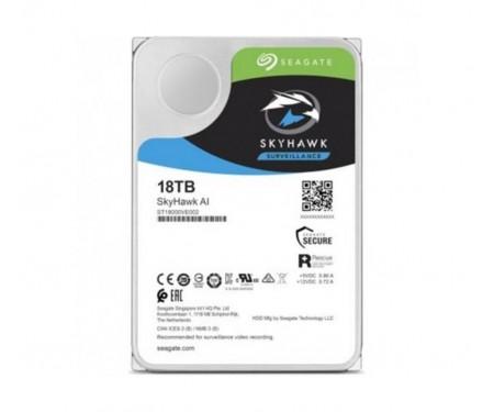 Жесткий диск Seagate SkyHawk AI 18 TB (ST18000VE002)