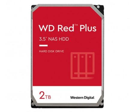 Жесткий диск WD Red Plus 2 TB (WD20EFZX)