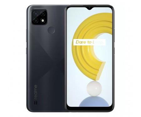 Смартфон realme C21 4/64GB Cross Black