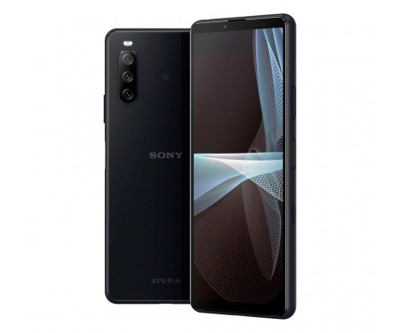Смартфон Sony Xperia 10 III 6/128GB Black