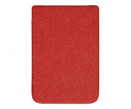 Обложка для PocketBook 627 Touch Lux 4/616 Basic Lux 2/632 Touch HD 3 Shell Cover Red (WPUC-627-S-RD)