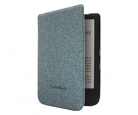 Обложка для PocketBook 627 Touch Lux 4/616 Basic Lux 2/632 Touch HD 3 Shell Cover Bluish Grey (WPUC-627-S-BG)