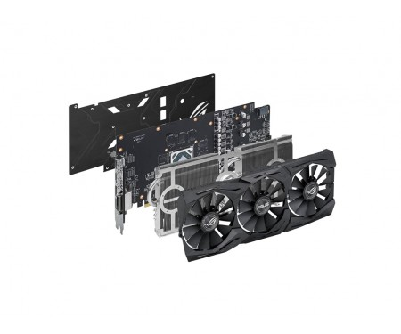 ASUS ROG STRIX-GTX1060-6G-GAMING