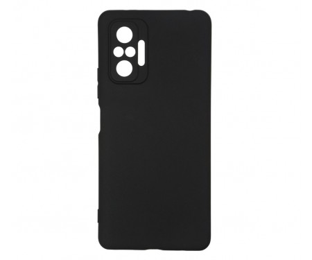 Чехол для Xiaomi Redmi Note 10 Pro Matte Slim Fit Black (ARM58701)