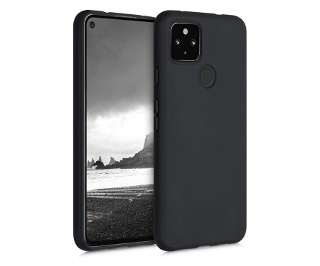 Чехол для Google Pixel 4a 5G Case Compatible Black
