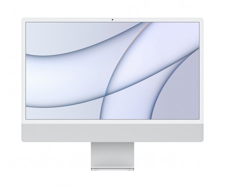 Моноблок Apple iMac 24 M1 Silver 2021 (Z12Q000NV)