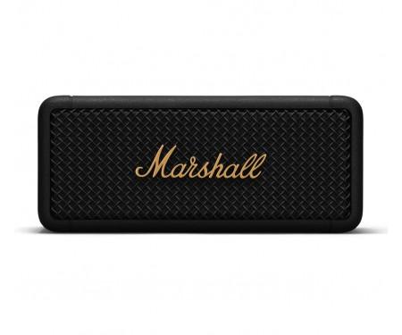 Портативная колонка Marshall Emberton Black-Gold (1005696)