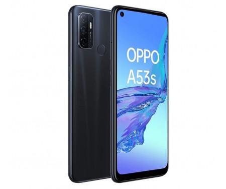 Смартфон OPPO A53s 4/128GB Electric Black