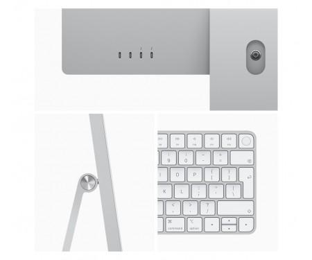 Моноблок Apple iMac 24 M1 Silver 2021 (Z13K000UN)