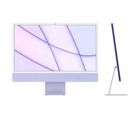Моноблок Apple iMac 24 M1 Purple 2021 (Z130000NV)