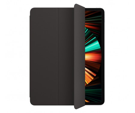 Чехол для Apple Smart Folio for 12,9 iPad Pro 5th gen Black (MJMG3)
