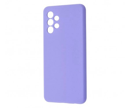Чехол для Samsung Galaxy A32 WAVE Full Case Light Purple
