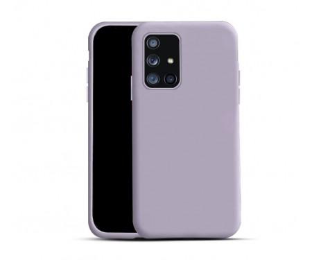 Samsung Galaxy A12/M12 Silicone Case Violet
