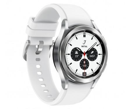 Смарт-часы Samsung Galaxy Watch4 Classic 42mm Silver (SM-R880NZSA)