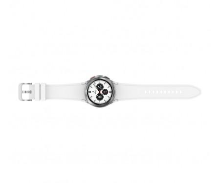 Смарт-часы Samsung Galaxy Watch4 Classic 46mm Silver (SM-R890NZSA)
