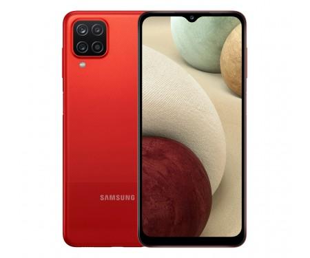 Смартфон Samsung Galaxy A12 2021 A127F 4/64GB Red (SM-A127FZRVSEK)