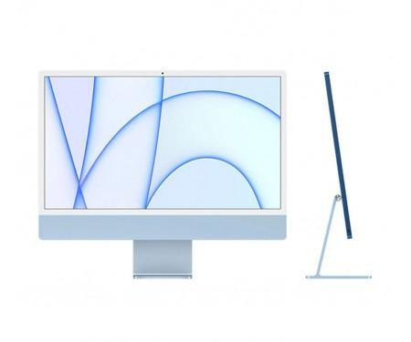 Моноблок Apple iMac 24 M1 Blue 2021 (Z12W000NV/Z12X000LX)