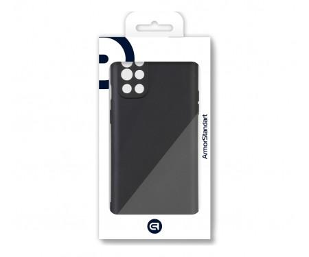 Чехол для OnePlus 9R Matte Slim Fit Black (ARM59789)