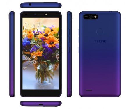 Смартфон Tecno POP 2F B1G 1/16GB Midnight Blue (4895180766015)