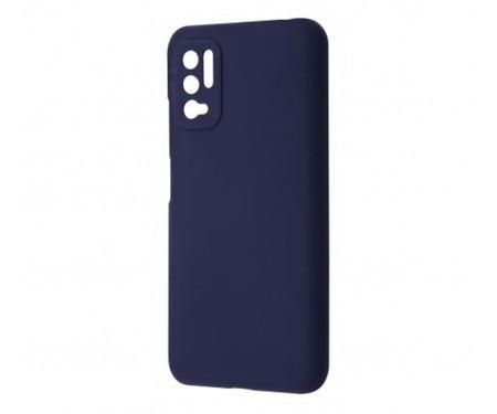 Чехол для Xiaomi Redmi Note 10 5G/Poco M3 Pro WAVE Colorful Case Midnight Blue