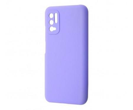 Чехол для Xiaomi Redmi Note 10 5G/Poco M3 Pro WAVE Colorful Case Light Purple