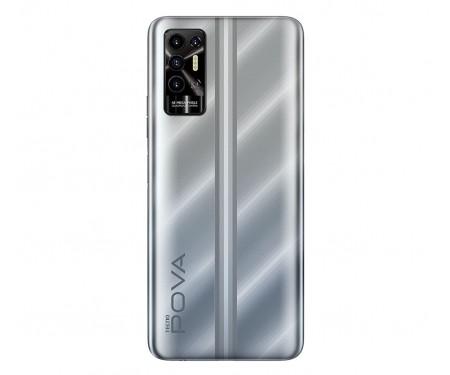 Смартфон Tecno Pova-2 LE7n 4/128GB DS Polar Silver (4895180768484) 3