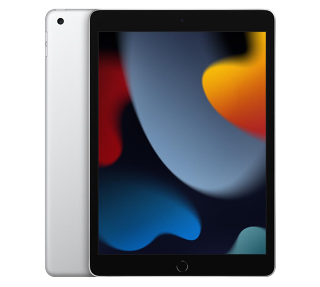 Планшет Apple iPad 10.2 2021 256GB Wi-Fi Silver