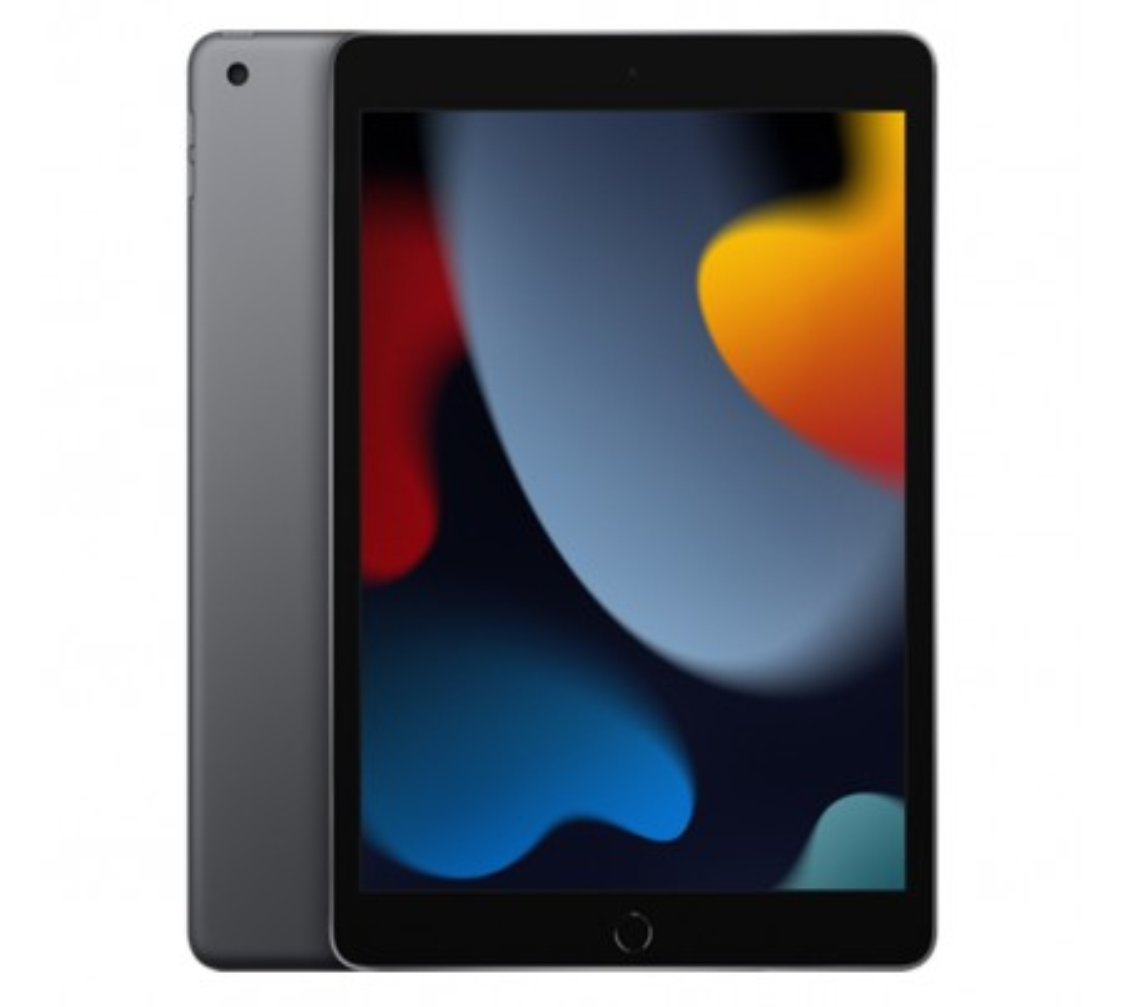 Планшет Apple iPad 10.2 2021 256GB Wi-Fi+Cellular Space Grey