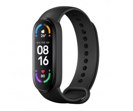 Фитнес-браслет Xiaomi Mi Smart Band 6 NFC Black 1