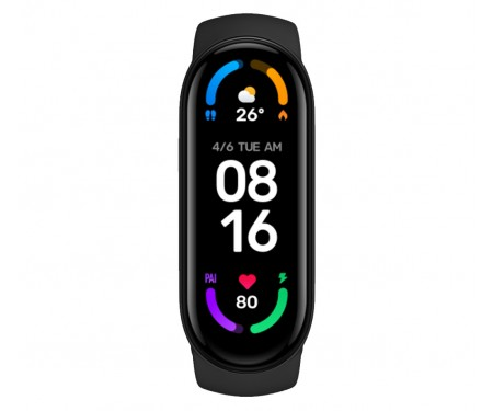 Фитнес-браслет Xiaomi Mi Smart Band 6 NFC Black 2